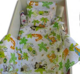 Бебешки спален комплект памук Африка