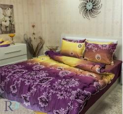 Спален Комплект Перкал Азалия със завивка