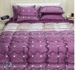 Спален Комплект Перкал Лавандула със завивка