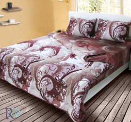 Спален Комплект Перкал Лондон със завивка
