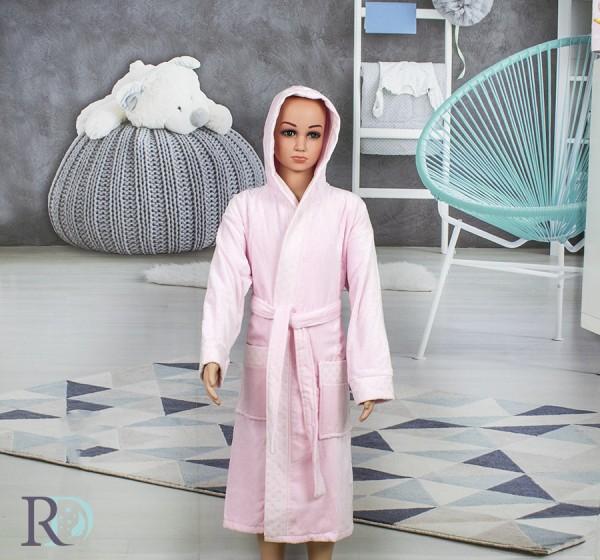 Детски Халат Розов