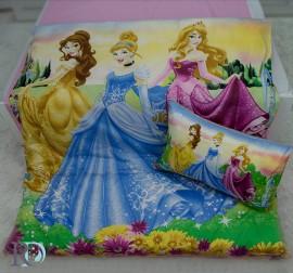 Детски Спален Комплект Три Принцеси