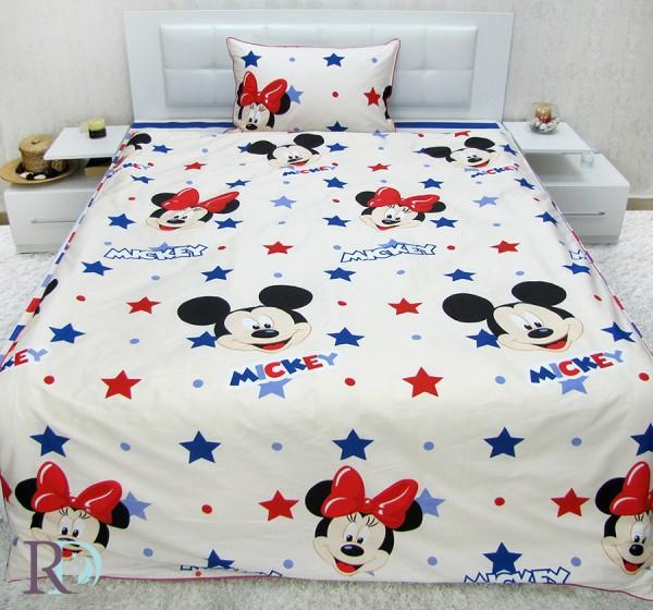 Детски Спален Комплект Мики Звезда