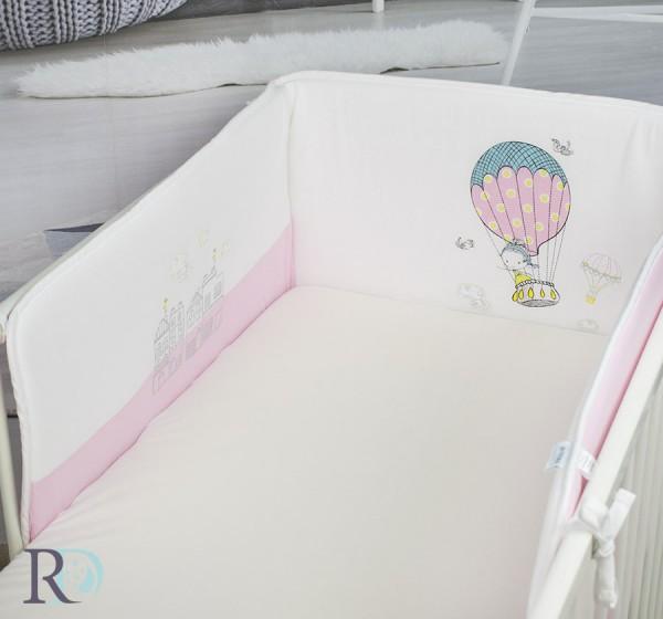 Обиколник за Кошара Трико Розов Балон