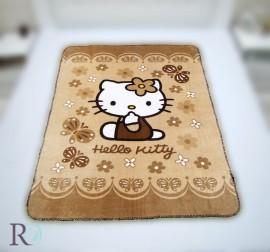 Бебешко Одеяло Hello Kitty