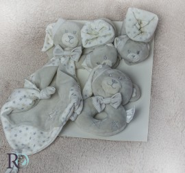 Бебешки Комплект Тери