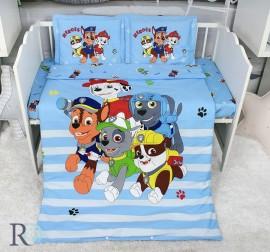 Бебешки Спален Комплект Пес Патрул