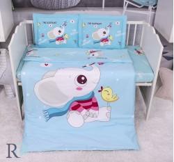 Бебешки Спален Комплект Лъчко