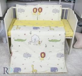 Бебешки Спален Комплект Лъвче Бебе