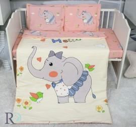 Бебешки Спален Комплект Нели