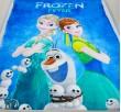 Детско одеяло Ана и Елза