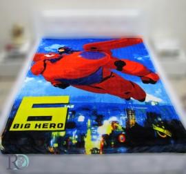 Детско Одеяло Big Hero