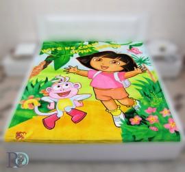 Детско Одеяло Дора Изследователката