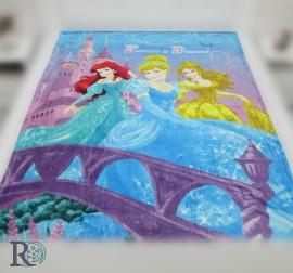 Детско одеяло 3 Принцеси