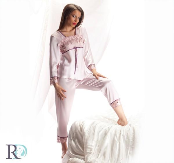 Пижама Тияна Розова