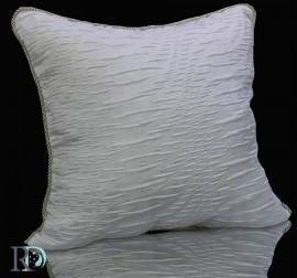 Декоративна Възглавница Пенелопе Бяло