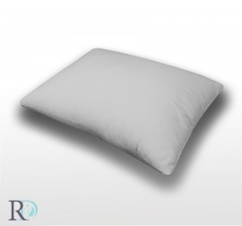 Възглавница некапитонирана с пълнеж от 600 г силиконов пух на гранули