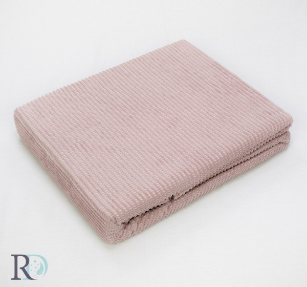 Одеяло Памук Мони Пудра