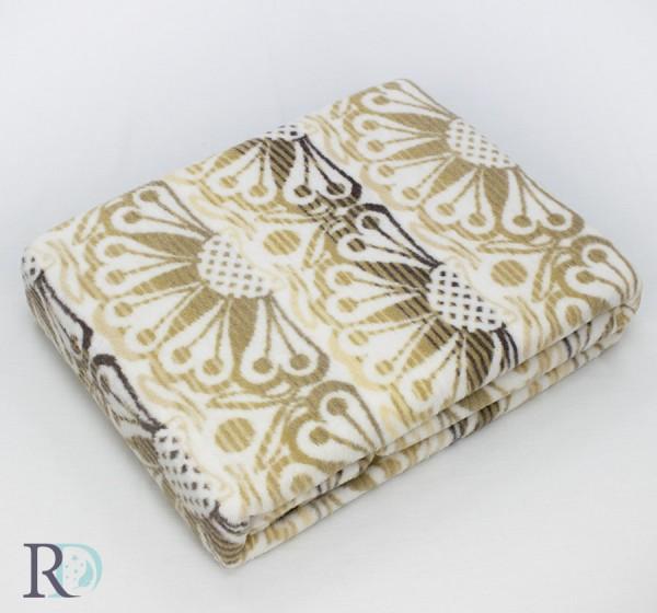 Одеяло Памук Орнаменти в Бежово