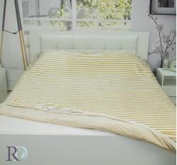 Одеяло Плик Прея Светло Бежово
