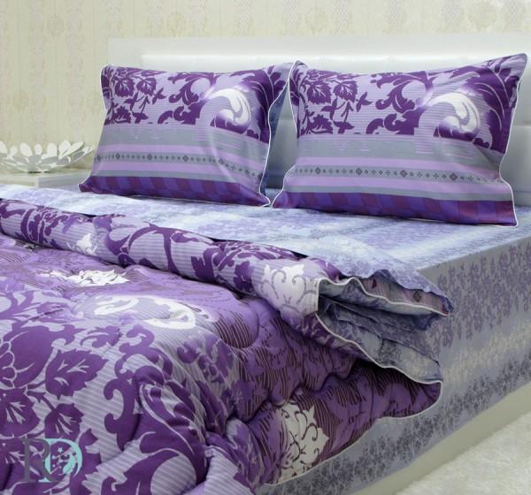 Спален Комплект Перкал Елен със завивка