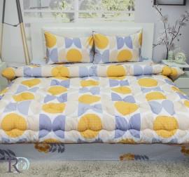 Спален Комплект Памук Мариета със завивка