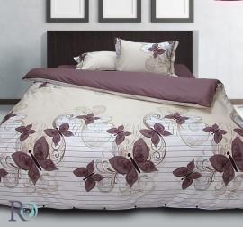 Спален Комплект Памук Пеперуди
